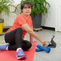 Exercise Is Proven to Relieve Stress in Family Caregivers