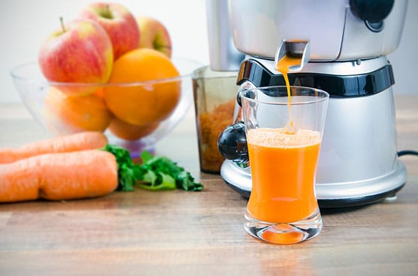 Image of carrot juice