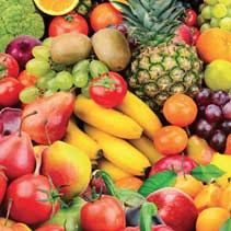 The Key to Good Nutrition: Fruit and Vegetables