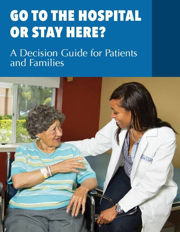 families guide to rehospitalizations