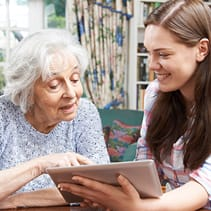 Four Tech Trends That Help You Care for Loved Ones From a Distance