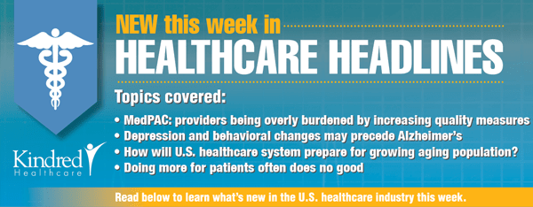 Healthcare Headlines Week of January 12, 2015 FINAL
