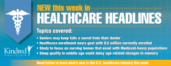 Healthcare Headlines Week of January 26, 2015