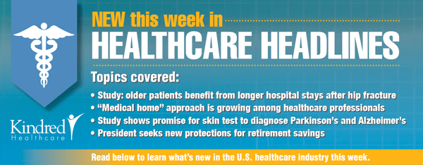 Healthcare Headlines Week of February 23, 2015