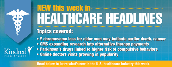 Healthcare Headlines Week of October 20, 2014