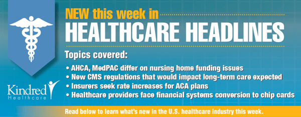 Healthcare Headlines Week of May 25, 2015