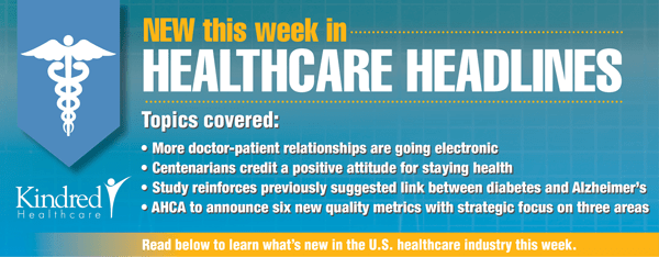 Healthcare Headlines Week of May 4, 2015