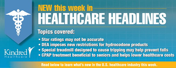 Healthcare Headlines Week of August 25, 2014