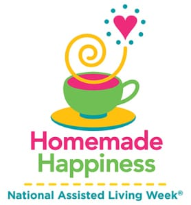 National Assisted Living Week - Turning a Residence Into a Home