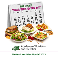 Kindred Embraces National Nutrition Month Through Education and Encouragement