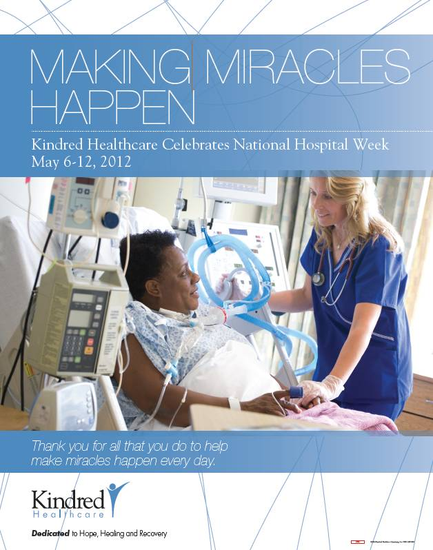 Honoring National Hospital Week by Noting Recent Successes