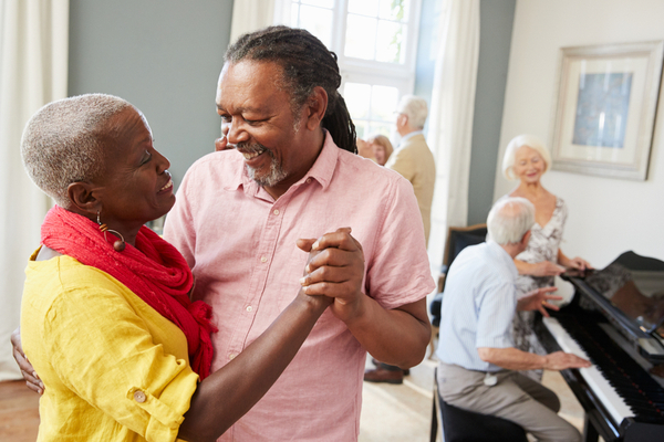 4 Ways Dancing Can Improve the Aging Process