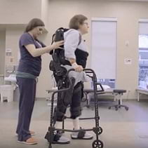 Bionic Suit Speeds Recovery for Patients at Texas Rehabilitation Hospital Fort Worth  211