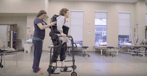 Bionic Suit Speeds Recovery for Patients at Texas Rehabilitation Hospital Fort Worth  600
