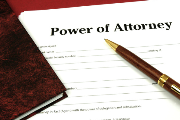 graphic about Free Printable Power of Attorney Form Kentucky identified as 4 Designs of Electricity of Legal professional: What Oneself Really should Realize