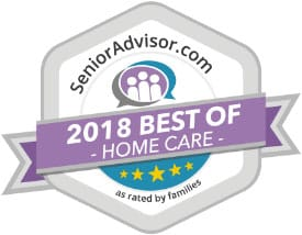 SeniorAdvisor.com Home Care Award