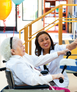 skill nursing rehabilitation