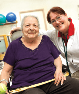Assisted and Independent Living Outpatient Rehab